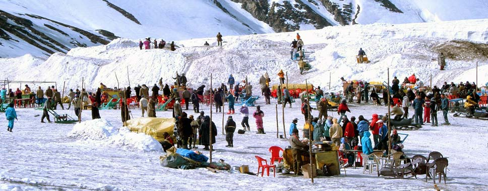 manali cab tour package