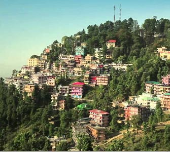 DHARAMSHALA WITH AMRITSAR TOUR PACKAGE