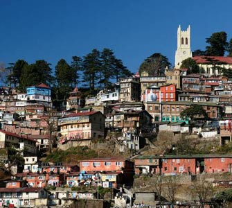 CHANDIGARH SHIMLA MANALI PACKAGE