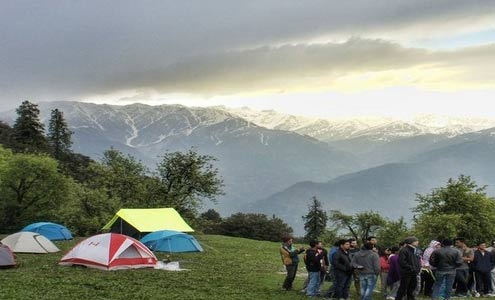 Manali Camping Package