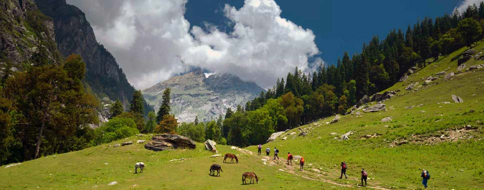 hampta pass trekking package