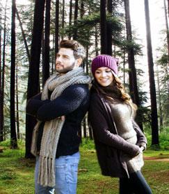 Romantic Manali Honeymoon Package