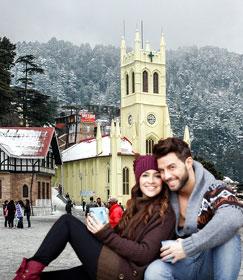 Manali Shimla Honeymoon Package