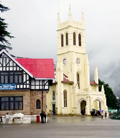Delhi Shimla Manali Tour Package by car