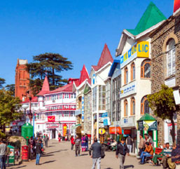 Shimla Taxi Tour Packages